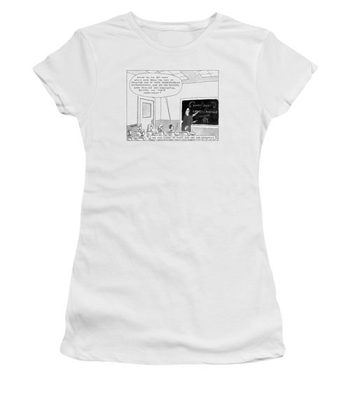 The High School Of Music And Art Women's T-Shirt