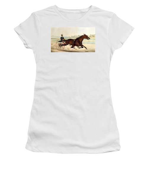 The King Of The Turf Women's T-Shirt