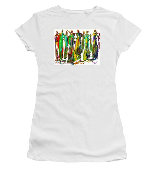 The Ladies Women's T-Shirt (Athletic Fit)