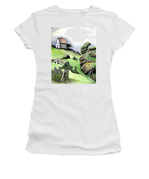 The Last Lifesaving Station Women's T-Shirt
