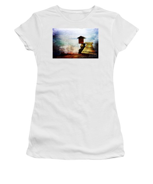 The Little Bath House Women's T-Shirt