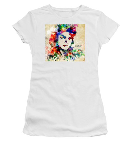 The Man In The Mirror Women's T-Shirt