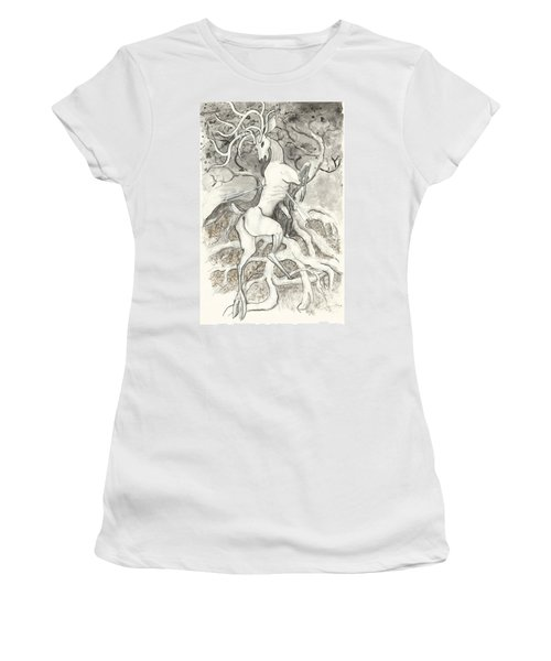 The Martyr Women's T-Shirt (Athletic Fit)
