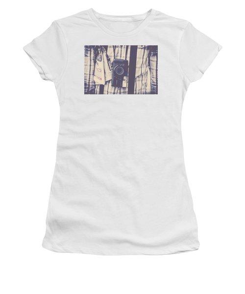 The Media Women's T-Shirt