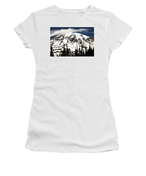 The Mountain Women's T-Shirt (Athletic Fit)