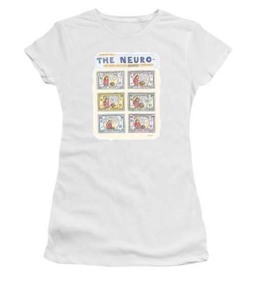 The Neuro  -   The First Official Worldwide Women's T-Shirt