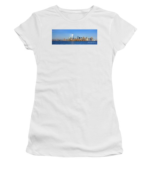 The New Manhattan Women's T-Shirt (Athletic Fit)