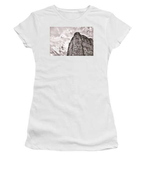 The Old Dungeon Women's T-Shirt (Athletic Fit)