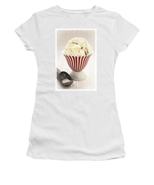 The Old Ice Cream Shoppe Women's T-Shirt