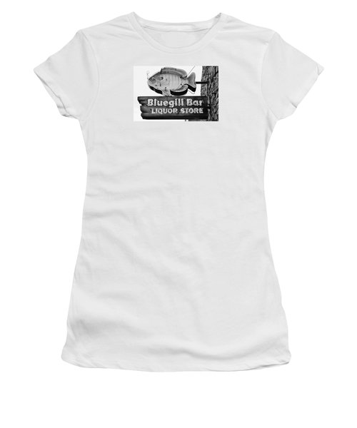 The Old Watering Hole Women's T-Shirt (Athletic Fit)