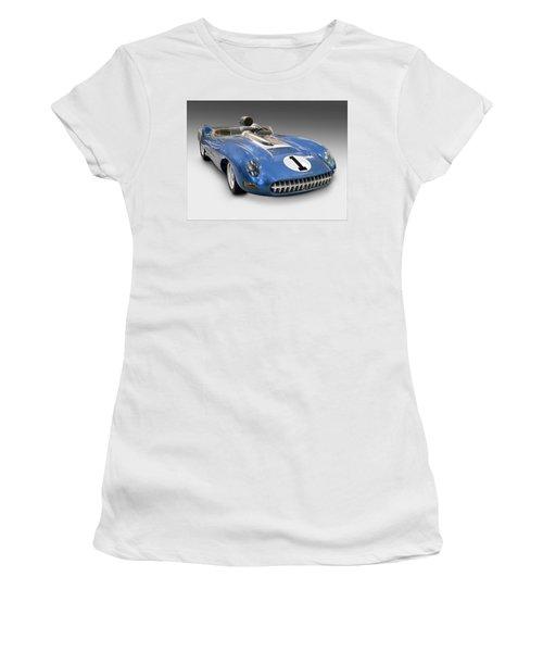 The Original Ss Women's T-Shirt (Junior Cut) by Gary Warnimont