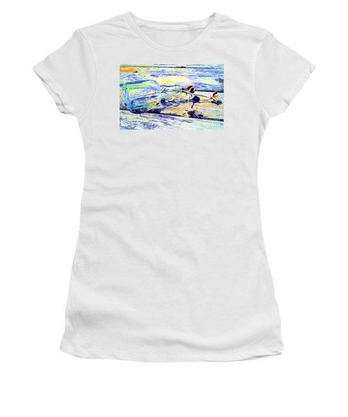 Lay The Past Down Behind Me Women's T-Shirt