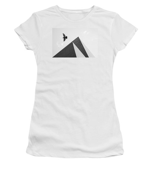 The Pyramids Of Love And Tranquility Women's T-Shirt