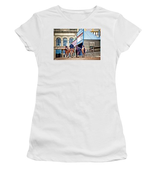 The Rider Women's T-Shirt
