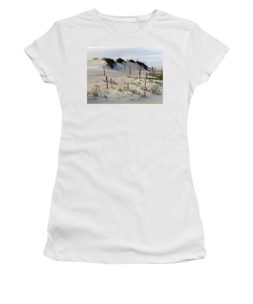 The Sands Of Obx II Women's T-Shirt (Athletic Fit)