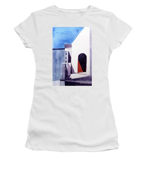 The Shadow Play Women's T-Shirt (Athletic Fit)