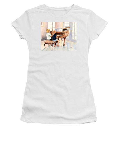 The Sister Duet Women's T-Shirt