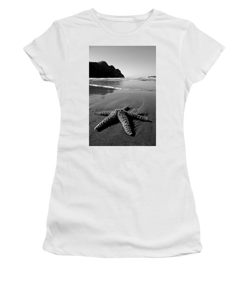 The Starfish Women's T-Shirt (Athletic Fit)