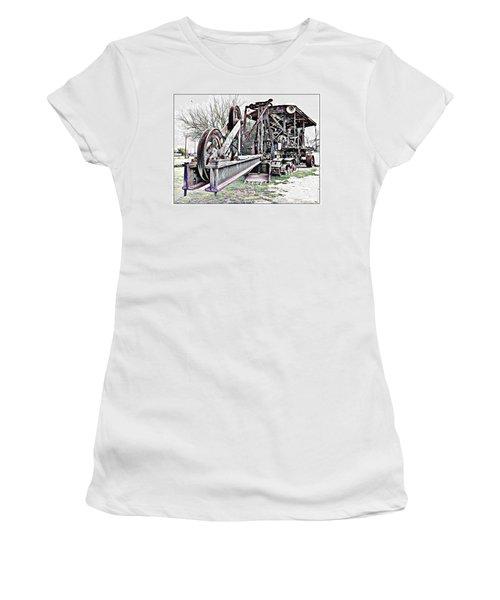 The Steam Shovel Women's T-Shirt