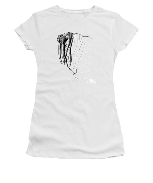 The Time Has Come The Walrus Said Women's T-Shirt