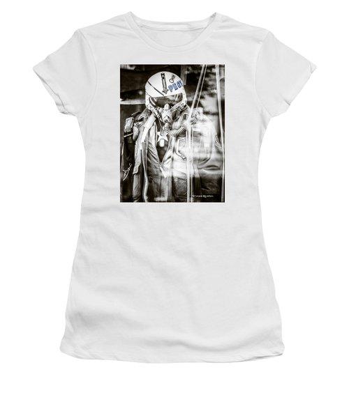 The U.s Airman Women's T-Shirt