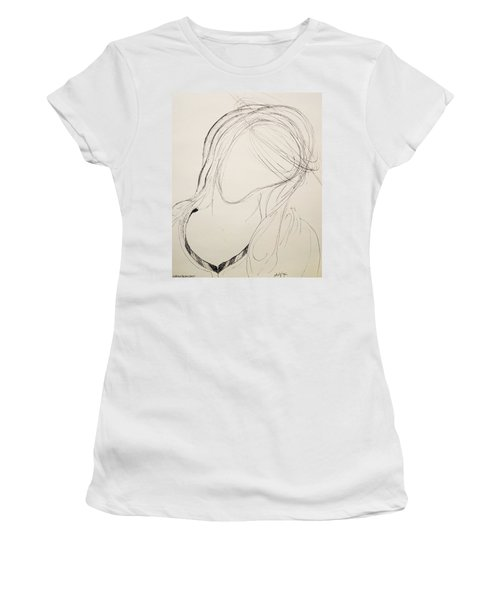 The Virgin Mary 4 Women's T-Shirt