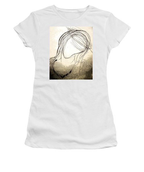 The Virgin Mary V Women's T-Shirt
