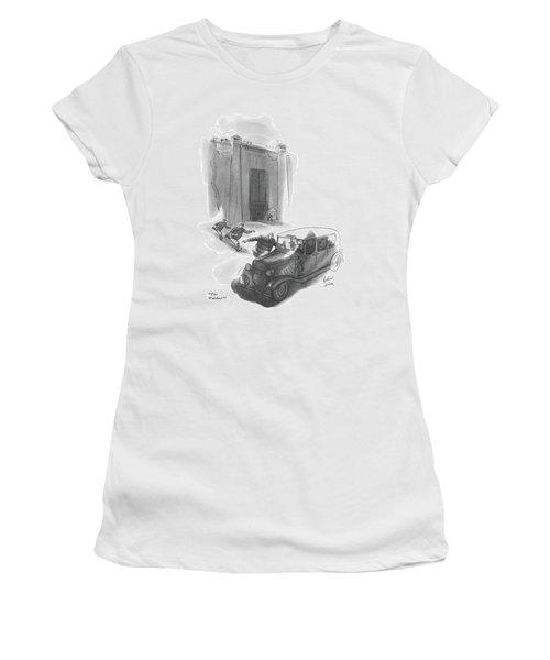The Waldorf! Women's T-Shirt
