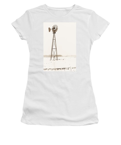 The Windmill Women's T-Shirt