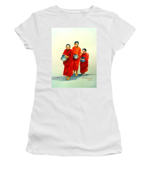 The Young Monks Women's T-Shirt
