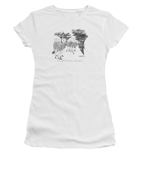 There's Old Begley - Still Marching Women's T-Shirt