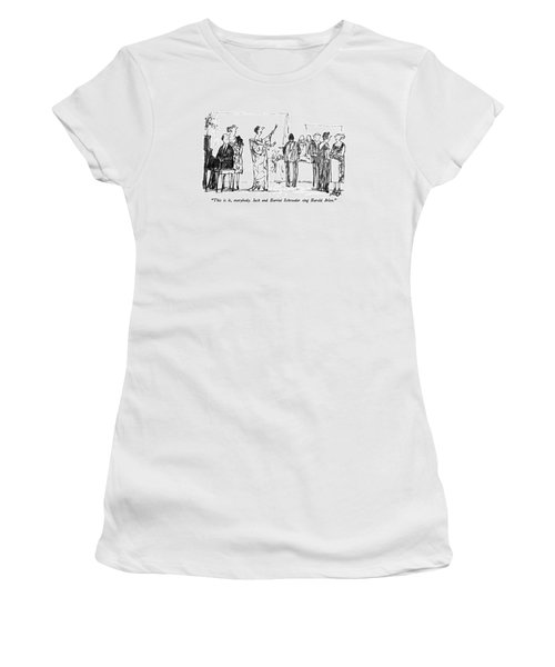 This Is It, Everybody.  Jack And Harriet Women's T-Shirt