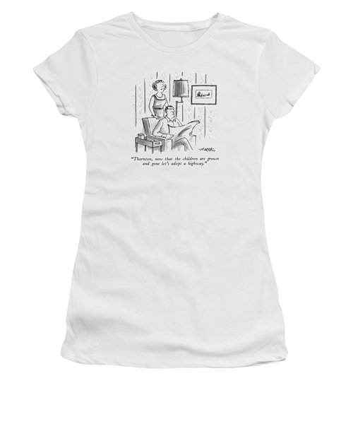 Thornton, Now That The Children Are Grown Women's T-Shirt