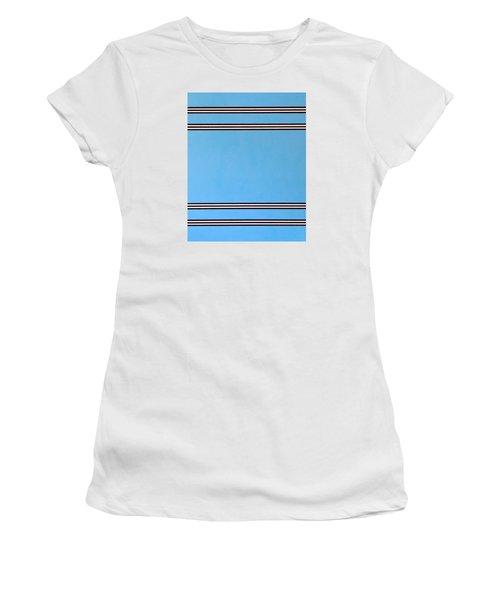 Thought Women's T-Shirt (Junior Cut) by Thomas Gronowski