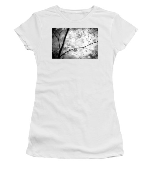 Through The Leaves Women's T-Shirt