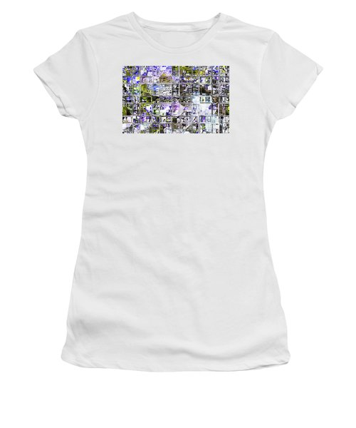Through The Looking Glass Women's T-Shirt (Athletic Fit)