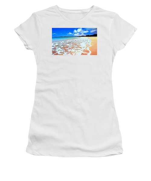 Tidal Lace Women's T-Shirt