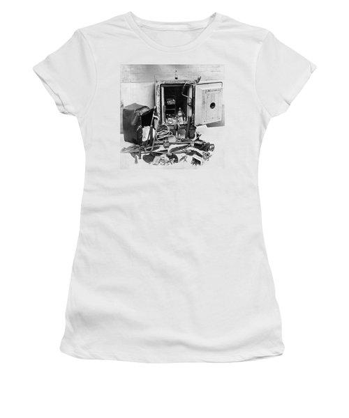 Tools Of The Safe Cracker Women's T-Shirt