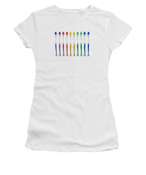 Toothbrushes Women's T-Shirt