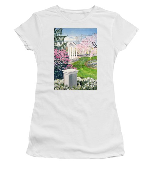 Tower Hill Women's T-Shirt (Athletic Fit)