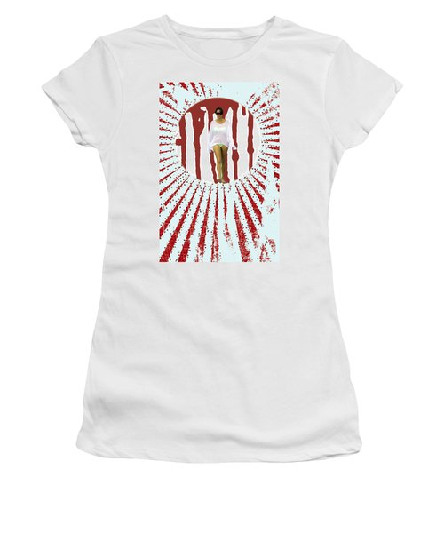 Tribute To James Bond Women's T-Shirt