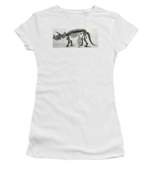 Triceratops Women's T-Shirt