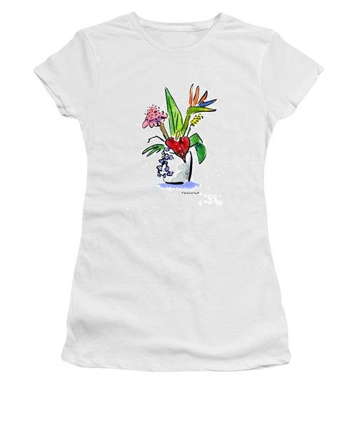 Tropical Mix Women's T-Shirt