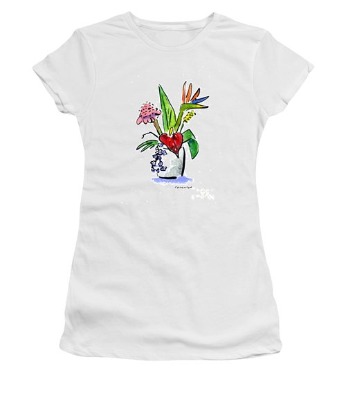 Tropical Mix Women's T-Shirt