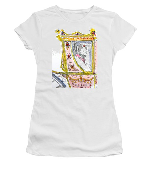 Tsar In Carriage Women's T-Shirt