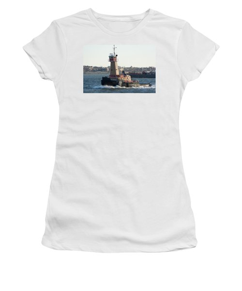 Tugboat Dace Reinauer Women's T-Shirt (Athletic Fit)