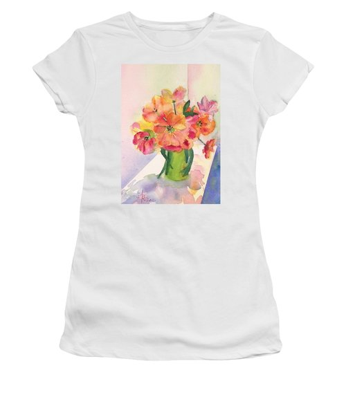 Tulips For Mother's Day Women's T-Shirt (Athletic Fit)