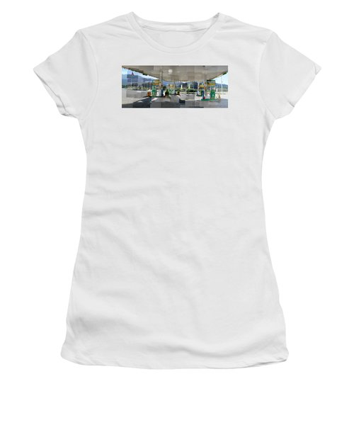 Turkish Gas Women's T-Shirt (Athletic Fit)