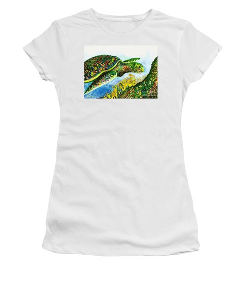 Turtle Love Women's T-Shirt
