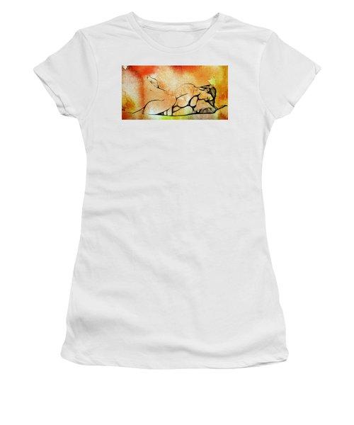 Two Women 2 Women's T-Shirt